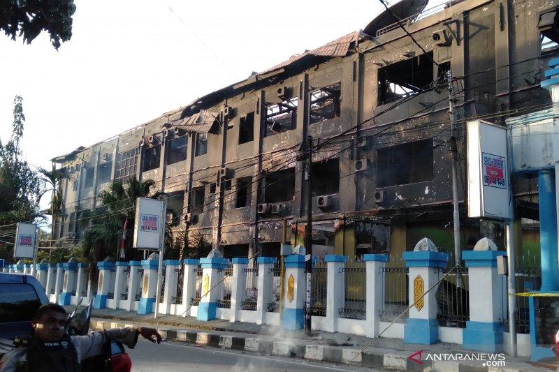 Presiden Jokowi sebut kondisi Papua sudah mulai membaik