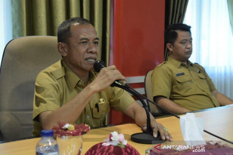 Wali Kota Palu keluhkan pembatasan blanko KTP Elektronik oleh Kemendagri