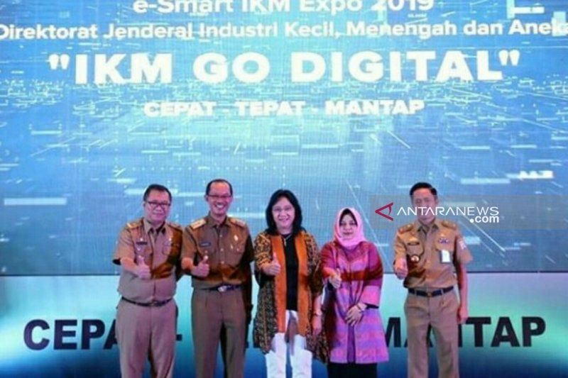Dirjen Kemenperin ajak IKM Palembang  gunakan e-smart tingkatkan omset