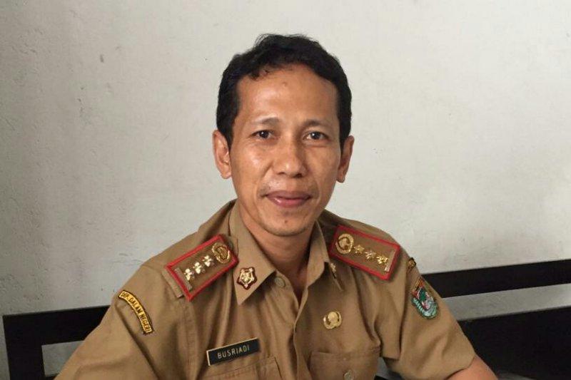 Distanak Kabupaten Mamuju antisipasi kemarau dengan pompanisasi