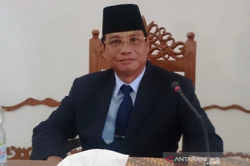 Ketua DPRD Gunung Mas sementara dijabat Gumer