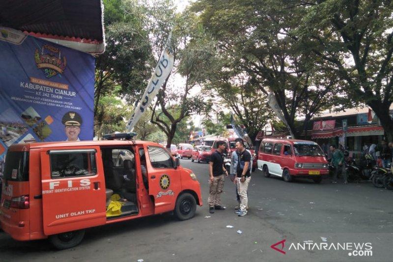 Tiga mahasiswa dipulangkan dari Polres Cianjur