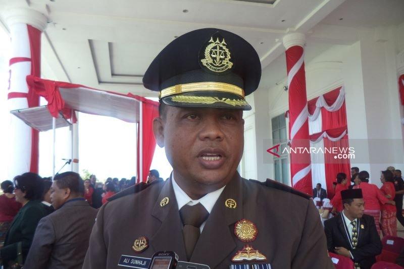 Kejaksaan Oelamasi berkomitmen ungkap korupsi di Kabupaten Kupang