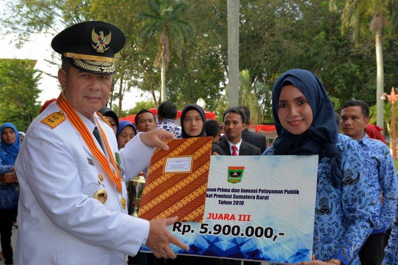 Puskesmas Tanjung Gadangraih penghargaan tingkat provinsi, hadirkan inovasi pelayanan