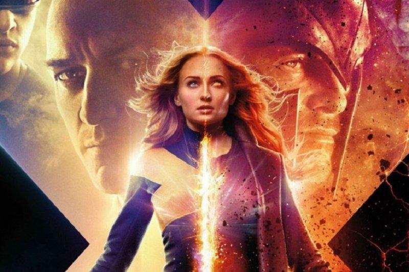 """Dark Phoenix"", film ""X-Men"" miliki pendapatan terendah"