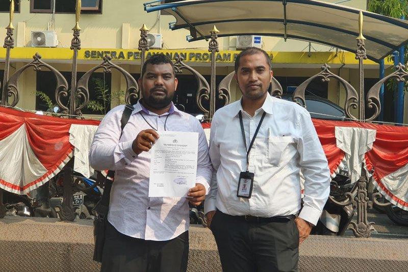 YARA laporkan pemukulan anggota DPR Aceh ke Mabes Polri