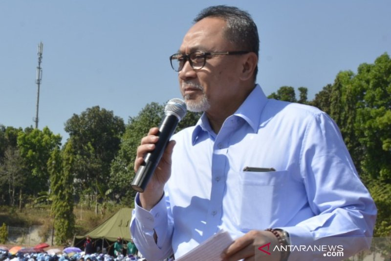 Zulkifli Hasan ajak semua bersatu dukung pemerintahan Jokowi-Amin
