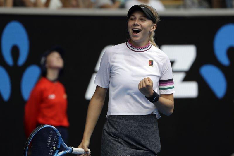 Anisimova absen dari US Open menyusul ayah meninggal