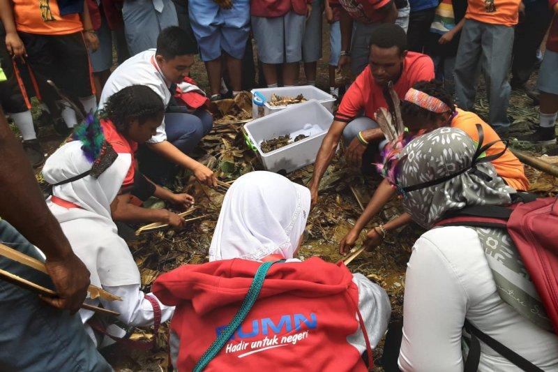 SMN Sulsel diperkenalkan kuliner Papua