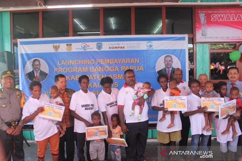 BANGGA Papua  bangun generasi emas orang asli Papua