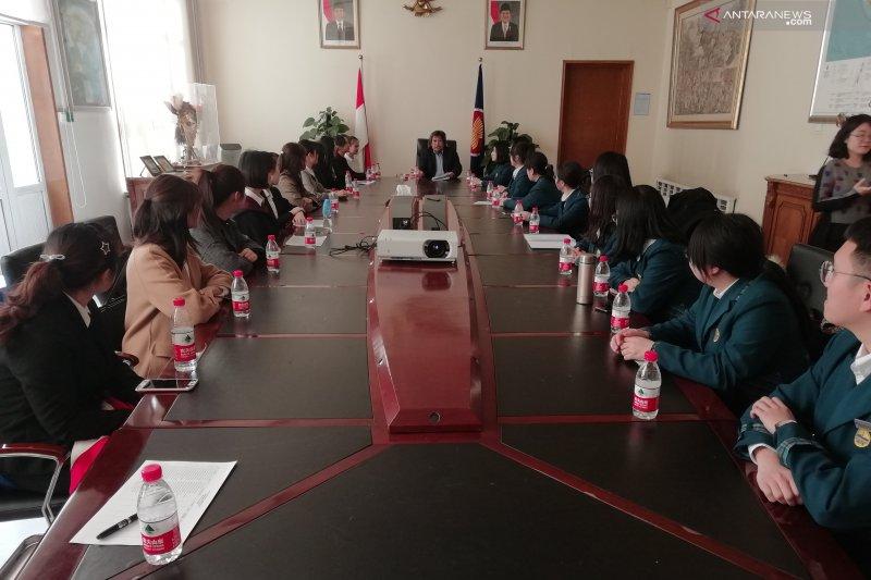 20 mahasiswa Bahasa Indonesia di China raih beasiswa Dharmasiswa