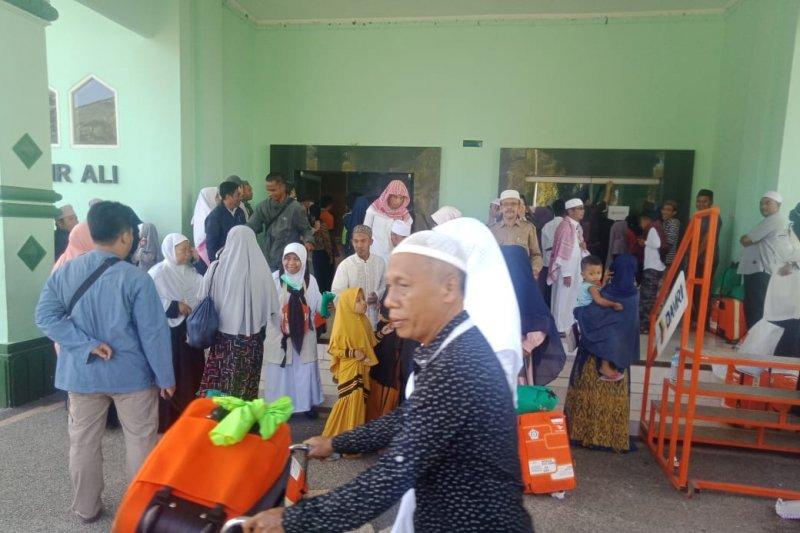 Tujuh haji Mataram dirawat di klinik asrama haji