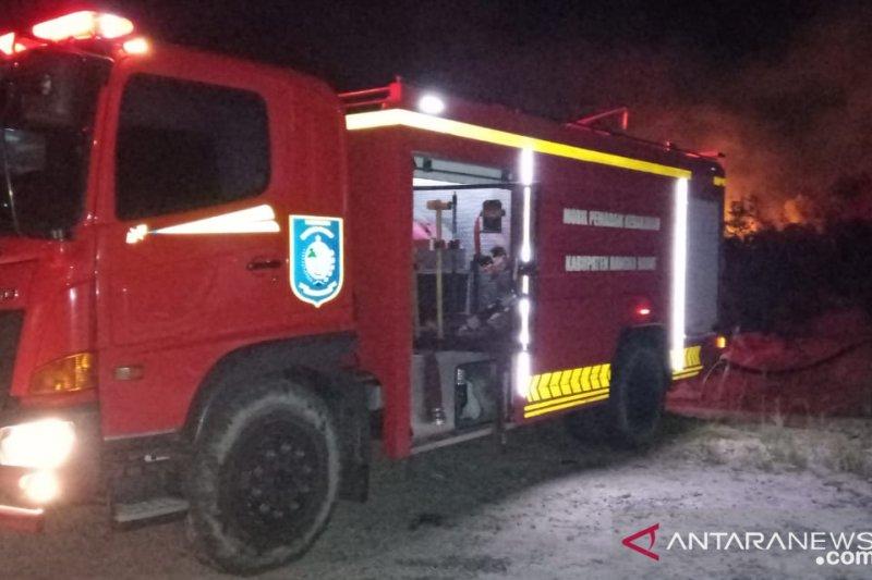 Dalam dua bulan terjadi 57 kebakaran di Bangka Barat