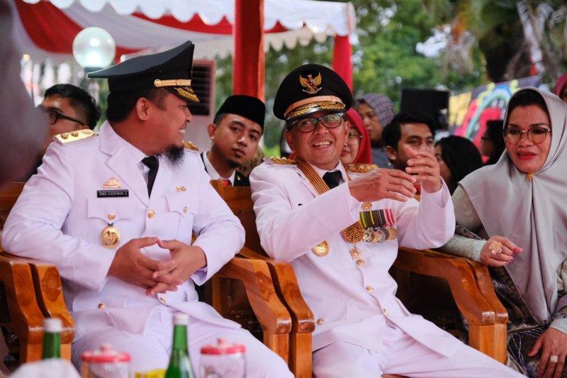 Gubernur siap gandeng DPRD Sulsel bangun CPI
