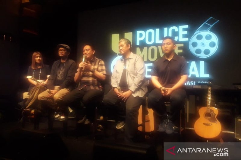 Polri kembali laksanakan Police Movie Festival 6