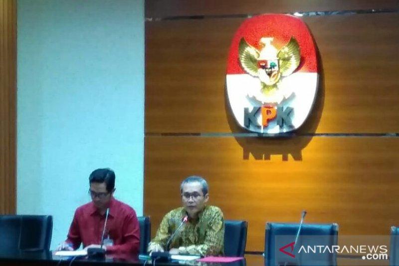 KPK jelaskan kronologi suap lelang proyek Dinas PUPKP Yogyakarta