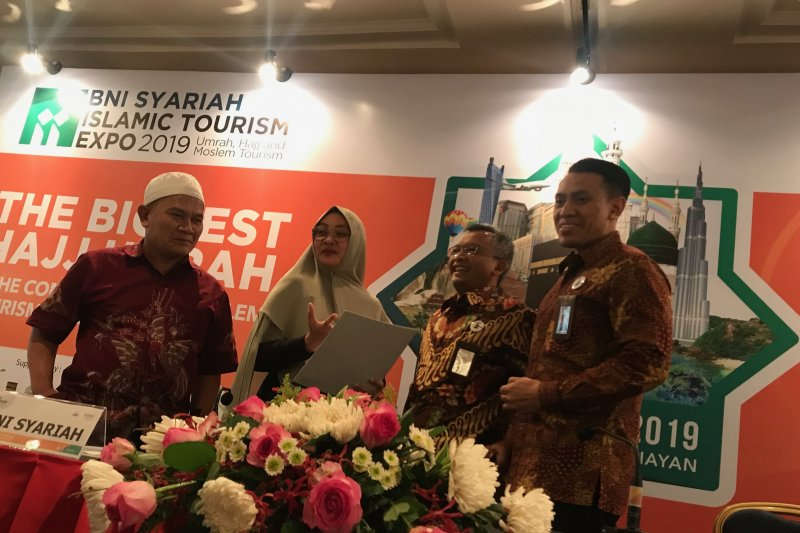 Islamic Tourism Expo 2019 incar transaksi Rp50 miliar