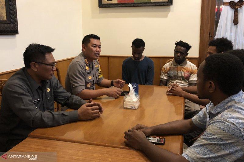 Wakil Wali Kota Malang minta maaf dan tidak ada pemulangan mahasiswa Papua