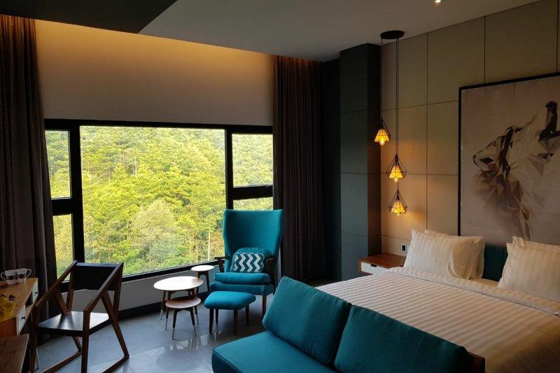 Temukan nuansa Bali di Hotel Dafam Wonosobo