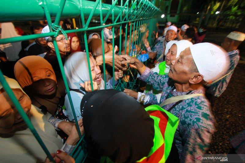 Sudah 12 jamaah haji embarkasi Banjarmasin wafat
