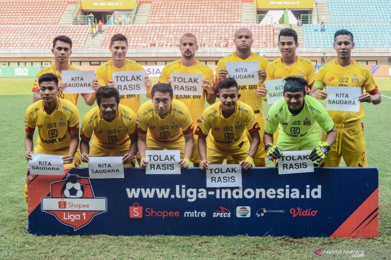 Tren negatif Bhayangkara-PSIS di Liga 1 terus berlanjut