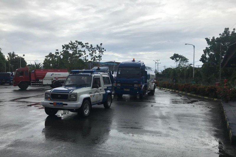Penyaluran BBM di Manokwari, Sorong, dan Jayapura kembali normal