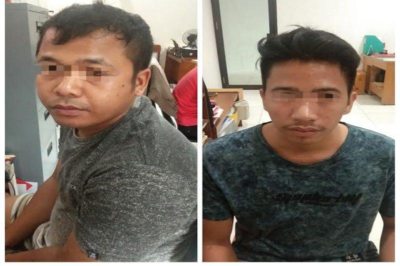 Gelapkan uang di mini market Delta, dua sekawan ditangkap polisi