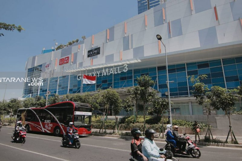 Rute baru Suroboyo Bus disiapkan untuk MERR Surabaya-Sidoarjo