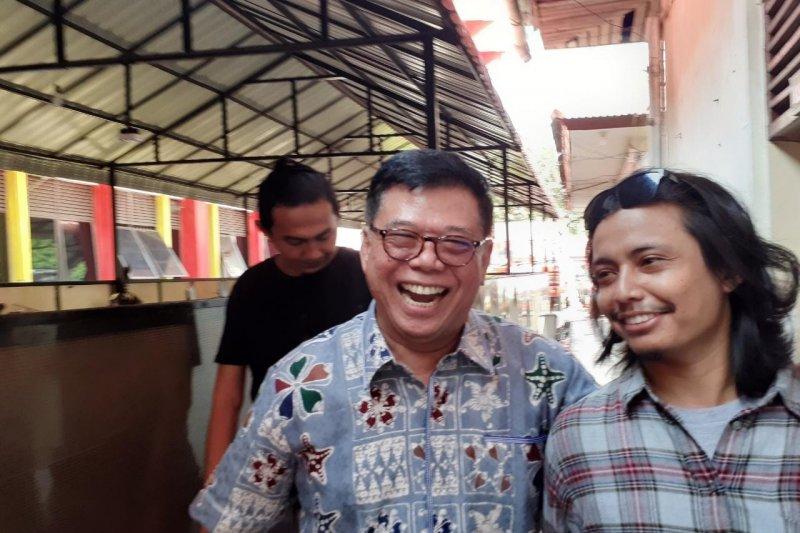 Pemeriksaan KPK di Batam diwarnai mati lampu