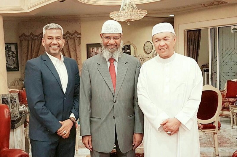 PDRM minta polisi negara bagian hentikan program Zakir Naik