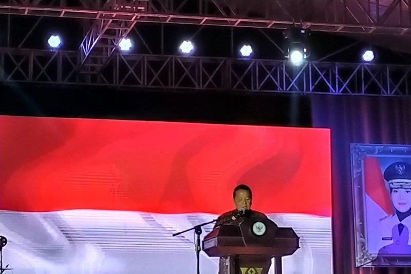 Gubernur: Masyarakat harus bersinergi supaya mencapai kemajuan bersama