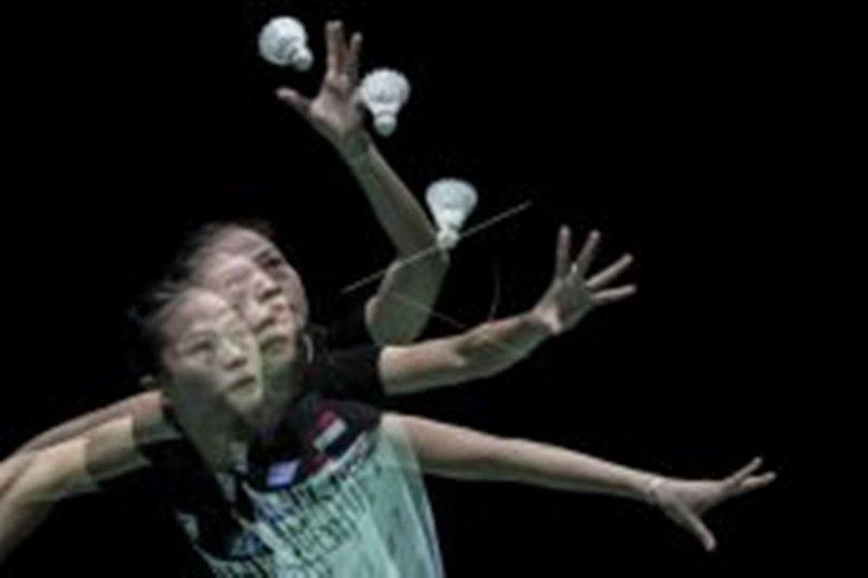 Fitriani menang mudah atas pemain Jerman Yvonne Li
