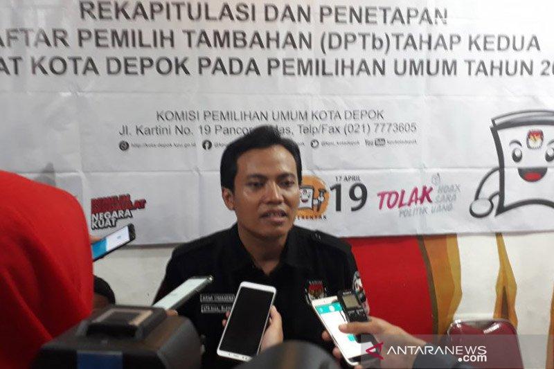 KPU Depok ajukan anggaran Pilkada Rp64 miliar