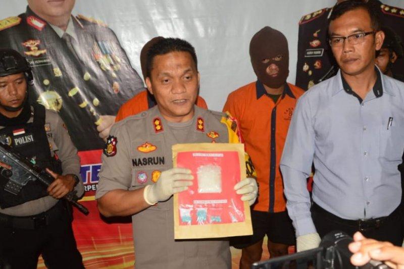 Polres Madiun Kota tangkap kakak beradik pengedar narkotika