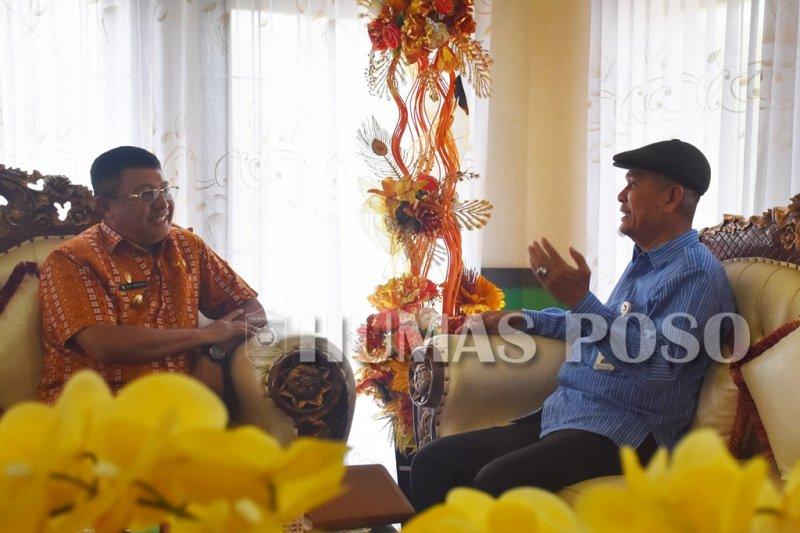 Ombudsman RI apresiasi pelayanan publik di Kabupaten Poso