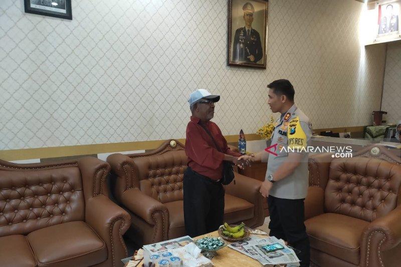 Polisi berikan rasa aman masyarakat Papua di Lumajang