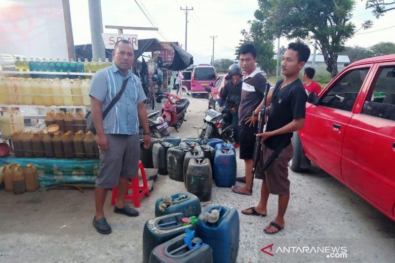 Pertamina ancam sanksi SPBU timbun BBM di Palu