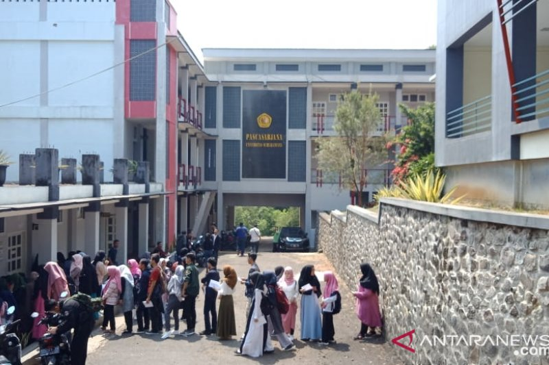 Unsur Cianjur berikan sanksi tegas pada mahasiswa