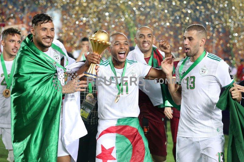 Pinjam dari Leicester City, Monaco hadirkan penyerang Islam Slimani