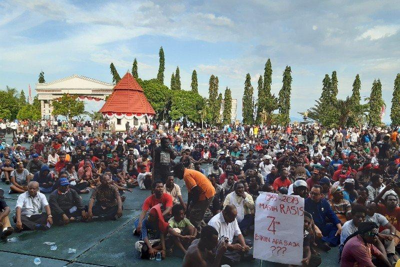 Menjaga Papua damai dalam bingkai kebhinekaan