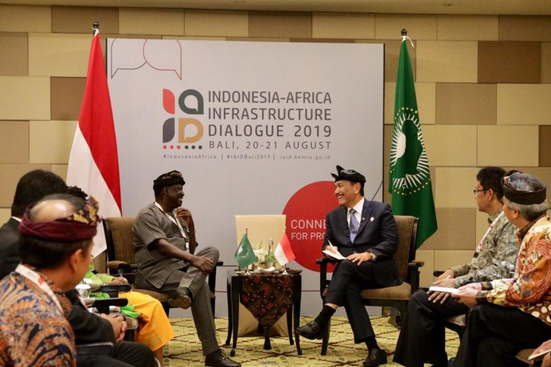 Luhut sebut perusahaan RI tertarik berinvestasi di Afrika