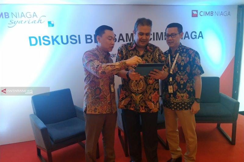 CIMB Niaga Syariah berhasil bukukan laba Rp536,3 miliar