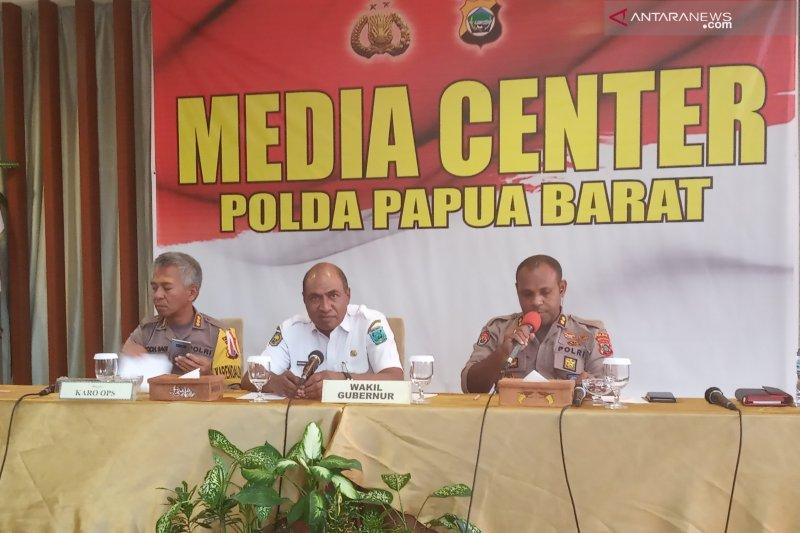 Pemprov Papua Barat Jamin Manokwari sudah aman