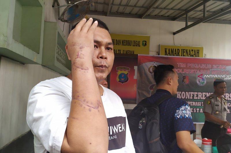 Polisi: Begal sadis di Medan selalu operasi pagi hari