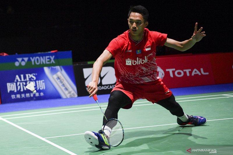 PBSI umumkan tim bulu tangkis Indonesia untuk SEA Games 2019