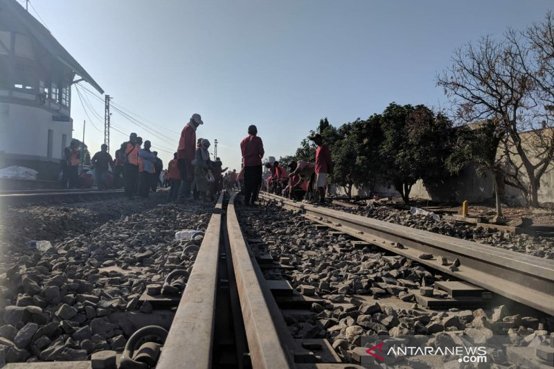 KRL Solo-Yogyakarta bakal beroperasi 2020