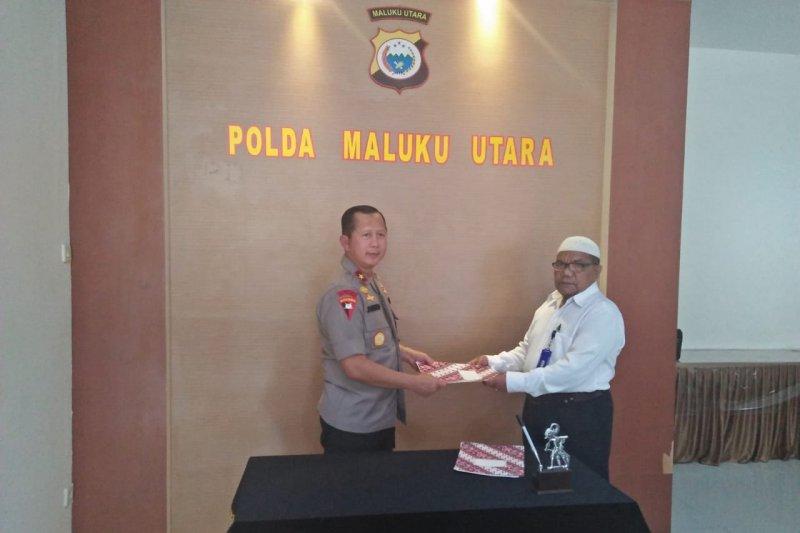 Polda Maluku Utara gandeng LPP RRI buat Halo Polisi