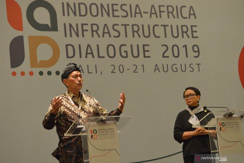 Luhut: Perusahaan Indonesia di Afrika harus memberi nilai tambah