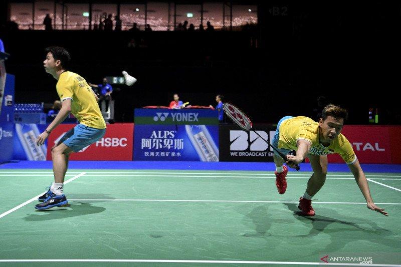 Minions menjuarai China Open meski kurang nyaman bermain