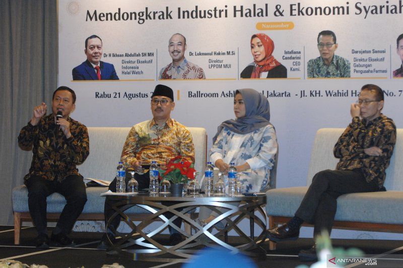 Indonesia bisa belajar produksi vaksin halal Senegal, kata Halal Watch
